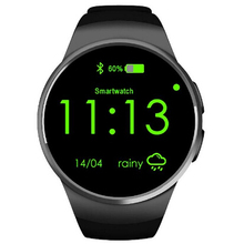 KW18 Smart Watch K8 Smartwatch for iphone android phone heart rate monitor SIM Watch Phone MP3