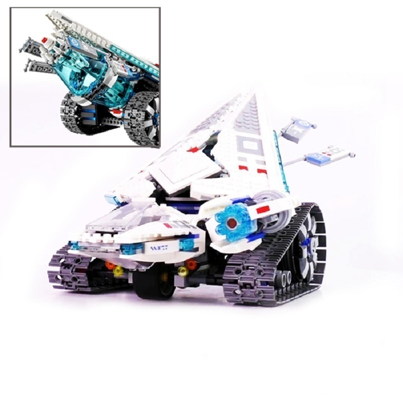 WAZ Compatible Legoe Ninjagoes 70616 Lepin 2017 06061 977pcs Ninjago Ice Tank Figure building blocks Bricks toys for children браслеты element47 by jv toe 832 606