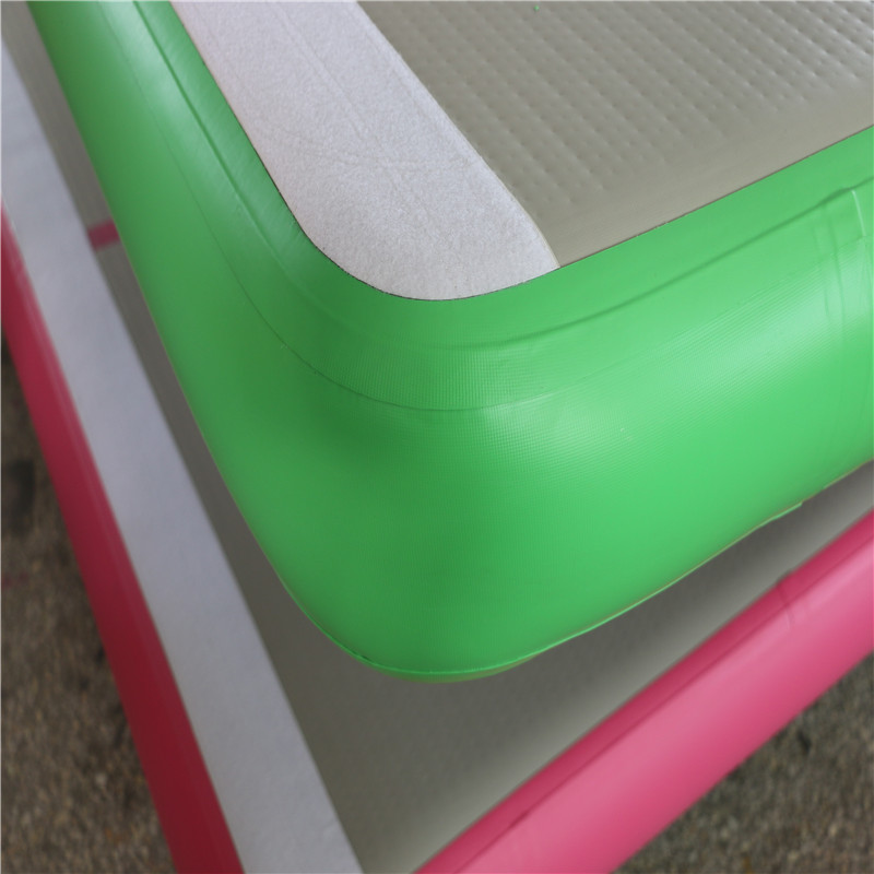 Купить с кэшбэком 6mx2mx0.2m inflatable air track gymnastics mat use for home