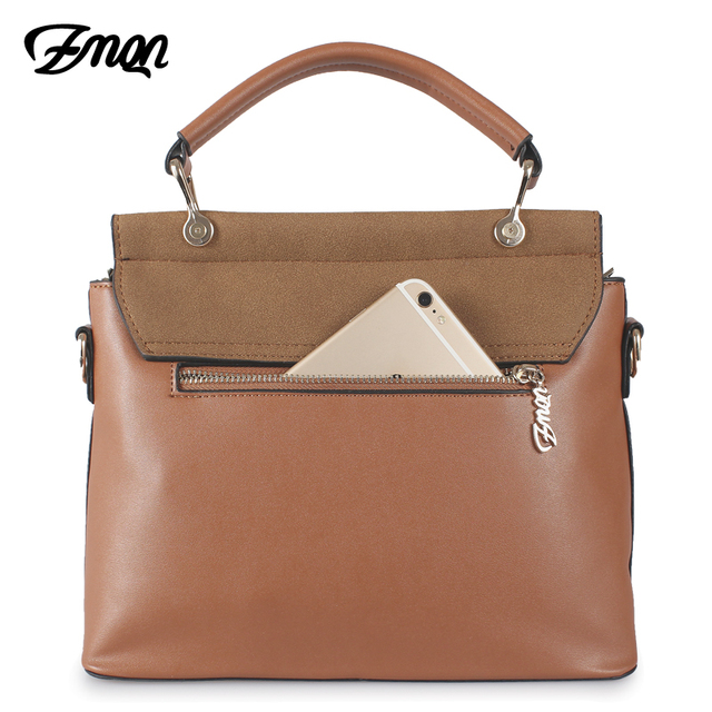 ZMQN Women Bag Vintage Shoulder Bags 2019 Buckle PU Leather Handbags Crossbody Bags For Women Famous Brand Spring Sac Femme C219 2