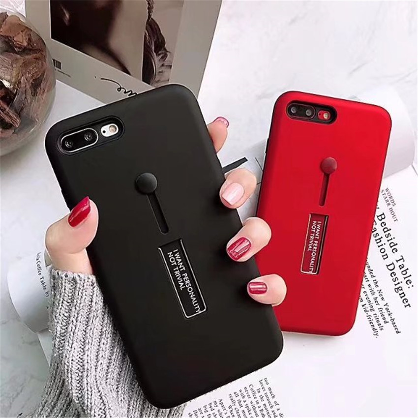 Marble Case For Huawei P10 Lite P10 Plus Case Solid Color Stand Holder Silicone Phone Case For Huawei P10lite Back Cover