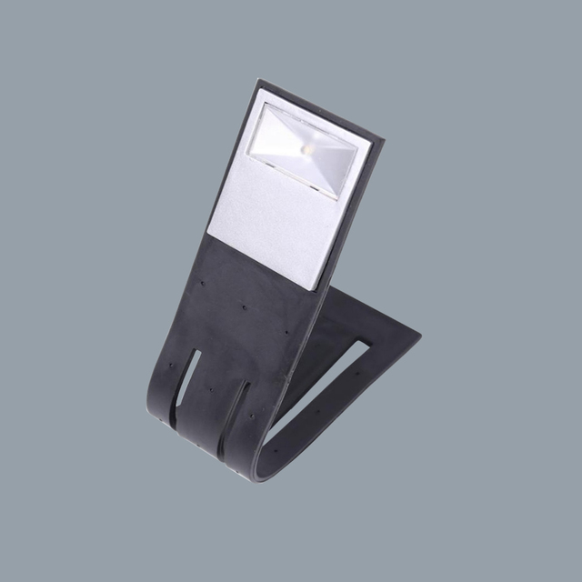 Top Led Book Light Clip Flexible Folding On Reading Lights For
