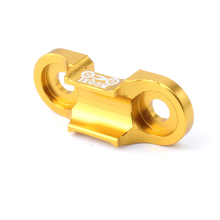 Bicycle Buckle Cable Guide Bike Brake Line Components Part Threaded Base Bolts MTB Holder C-Clip Aluminum Alloy цена