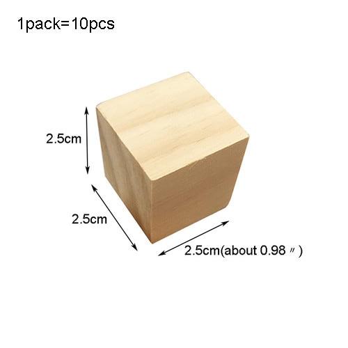 2.5cm 10pcs