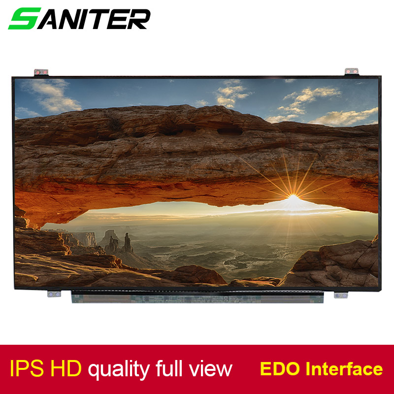 15,6 ''сенсорный Стекло планшета + ЖК-дисплей Экран дисплея сборки FHD ips Панель LP156WF4 SPL1 для Lenovo Flex 2 Pro 15 с рамкой/панели