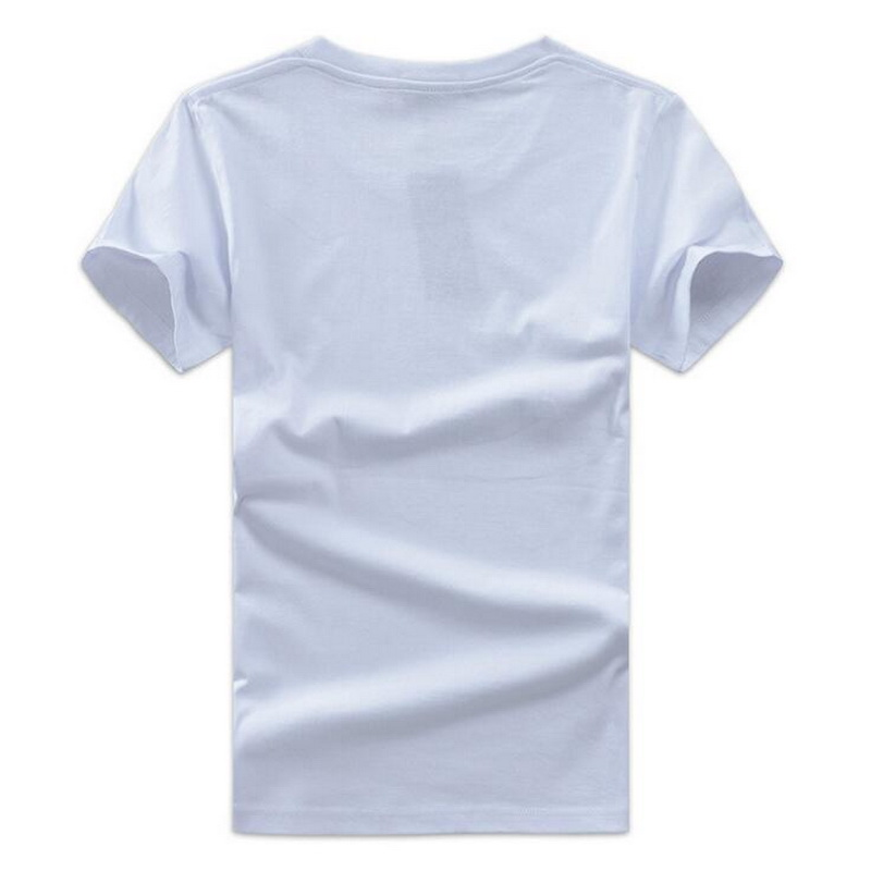 Tonlinker 2018 Summer Men Plus Size T-Shirt Printed Short Sleeve Obesity T-Shirt Men Casual O-Neck Tops Big Size M-5XL