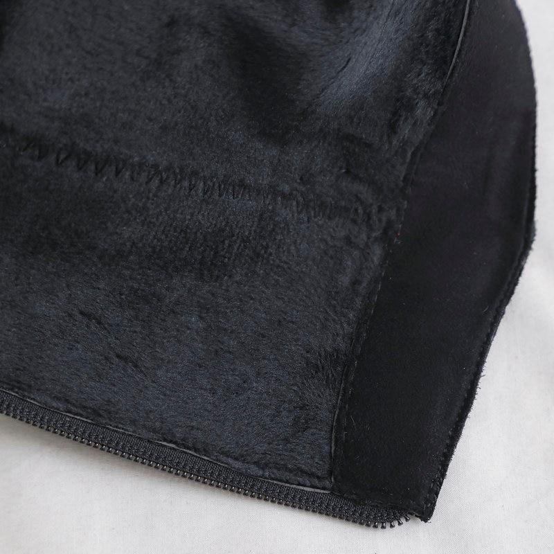 Alto 34 Botas Cuero Señoras Largas Rodilla Mujeres Genuino De Alta Elegantes Invierno 2018 43 Negro Moda Zapatos Cremallera Tacón Tamaño qPTwF
