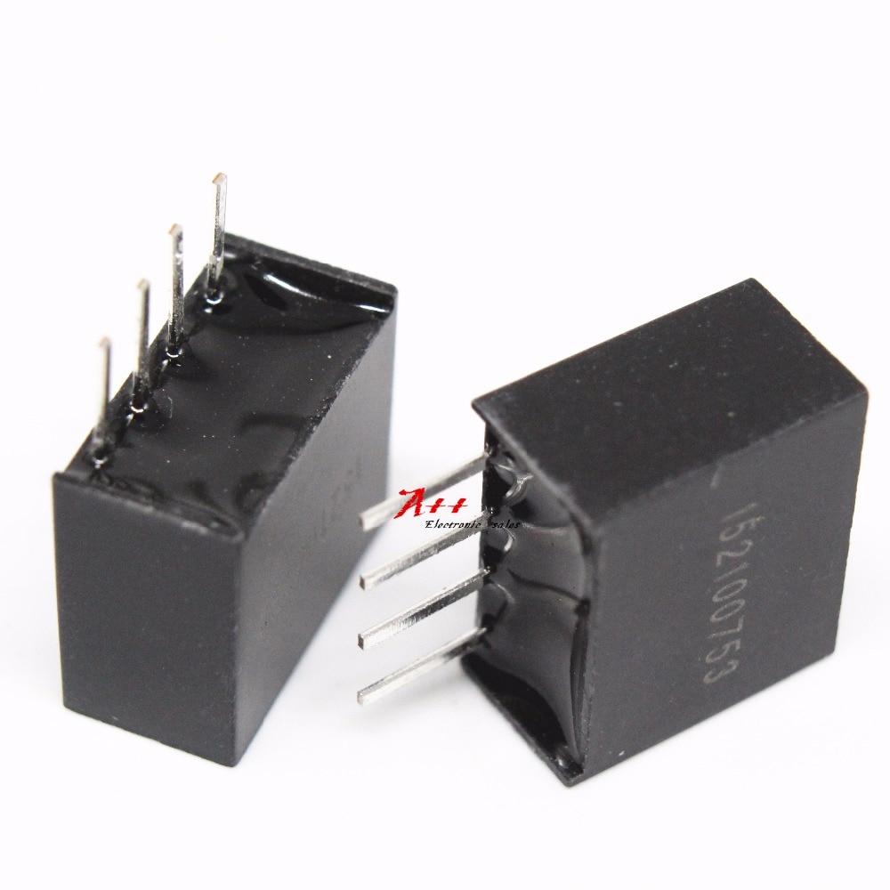 Free shipping 100PCS DC DC Isolation Power Module B0505S 1W B0505S B0505 SIP 4 5V to