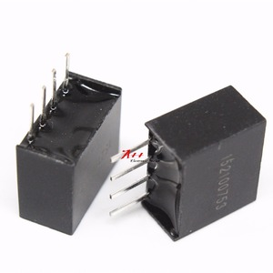 Image 1 - משלוח חינם, 100 יחידות מודול כוח בידוד DC DC B0505S 1W B0505 B0505S SIP 4 5 V כדי 5 V