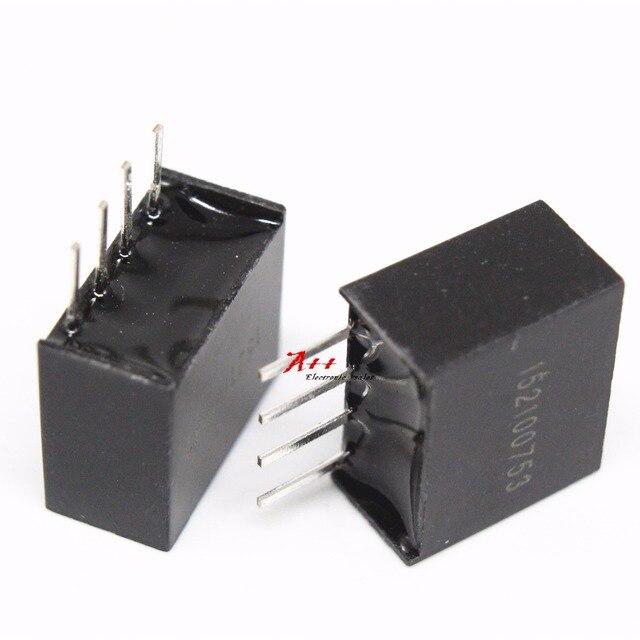משלוח חינם, 100 יחידות מודול כוח בידוד DC DC B0505S 1W B0505 B0505S SIP 4 5 V כדי 5 V