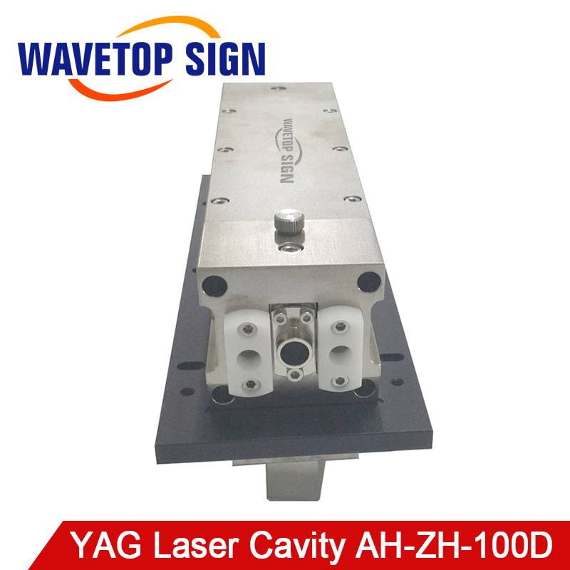 Single Lamp Laser Cavity AH-ZH-100D Reflector Cavity Length 100mm YAG Laser Welding Machine Use for YAG Laser cutting machine цена