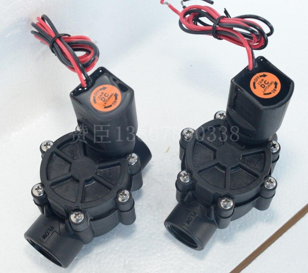Solenoidwasserventil 9 V DC Rast für mini bewässerungssystem