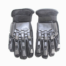 Tactical Full Gloves Hunting Accessories Outdoor Military Shooting Hiking Racing Rubber Knuckle Protection Finger Gloves outdoor sport tactical military men gloves armor protection full finger gloves for riding hiking climbing training