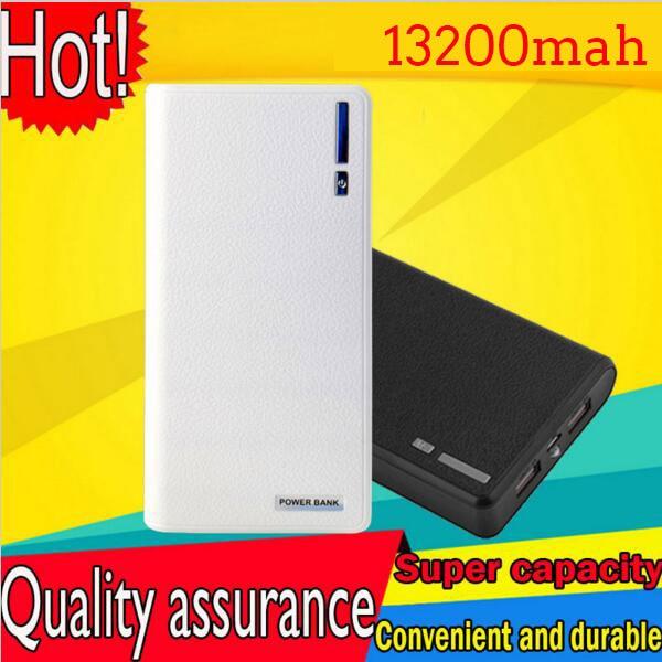 Power Bank 13200mah Cargador Portatil Best Battery Charger Batterie Externe Backup for Mobile Phone External Battery Portable