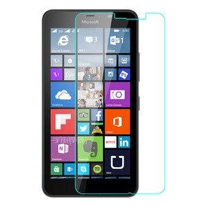 Image 2 - Màn Hình Kính Cường Lực Cho Microsoft Lumia Nokia 640 640XL 950 950XL 650 520 535 630 1520 1020 1320 625 Cao Cấp bảo Vệ