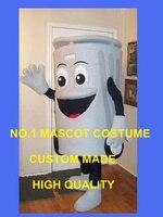 Народный мусор может талисман костюм Взрослый размер рециркулировать отходы пепельница мусорное ведро Аниме Костюмы Реклама mascotte fancy1702
