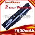7800 mah 9 células bateria de laptop novo para asus ul20, UL20A, UL20FT, PC 1201, 1201HA, 1201N, 1201 T, A31-UL20, A32-UL20