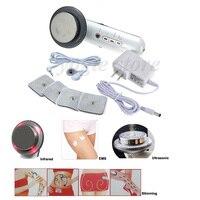 Echografie Cavitatie Therapie EMS Body Afslanken Massager Anti Cellulite Vet Brander Gewichtsverlies Infrarood Ultrasone Facial Skin