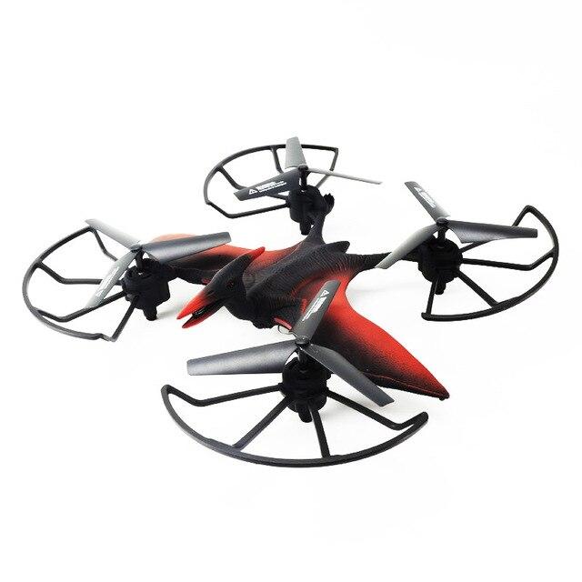 Dinosaure drone Winddragon like aéronef sans pilote (UAV) WIFI véhicule à quatre axes portant des jouets davion télécommandés à la main Mini drone