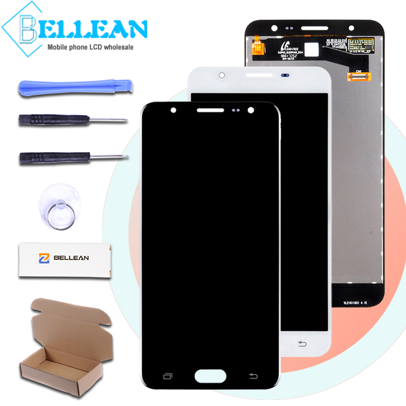 Catteny J7 Prime LCD With Touch For Samsung Galaxy G610 Lcd G610M G610K G610L G610S J7Prime Display Screen Digitizer AssemblyCatteny J7 Prime LCD With Touch For Samsung Galaxy G610 Lcd G610M G610K G610L G610S J7Prime Display Screen Digitizer Assembly