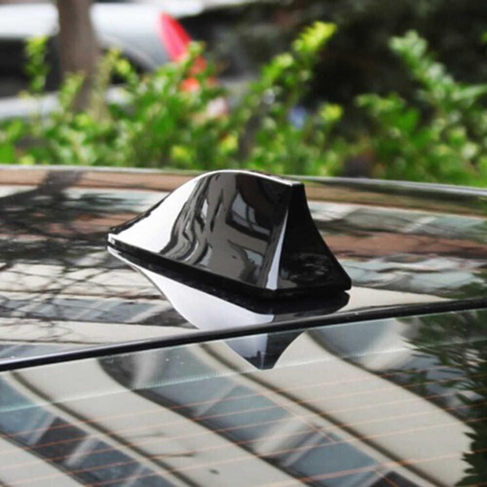 Antenas de coche alerón con forma de aleta de tiburón antenas de señal de radio de coche antenas de techo para el estilo universal del coche