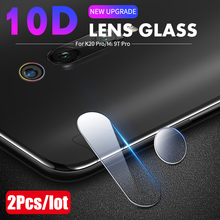 2Pcs/lot Back Camera Lens Tempered Glass For Xiaomi Redmi K20 Pro Screen Protector Film Mi 9T