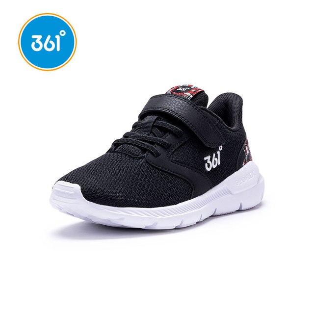 361 градусов Детские кроссовки Воздухопроницаемый Легковесный 2019 Новое поступление уличные спортивные кроссовки N71913506