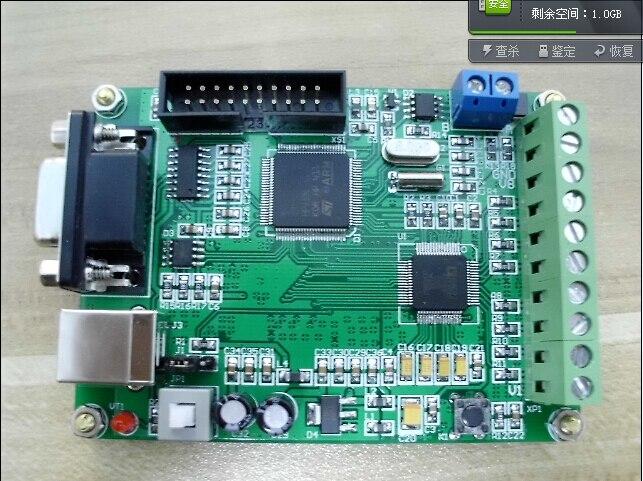 AD7606 module STM32 processeur synchroniser 8 bits 16 bits ADC 200 K échantillonnage