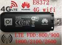 Открыл Huawei e8372 4 г 150 Мбит/с LTE Dongle Беспроводной 3 г 4 г LTE Wi-Fi модем e8211f PK e8278 e3276 w800 w800z y855 E589 e5372