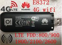 Unlocked Huawei E8372 4g 150Mbps lte dongle wireless 3g 4G LTE Wifi Modem e8211f PK E8278 e3276 w800 W800Z y855 e589 e5372