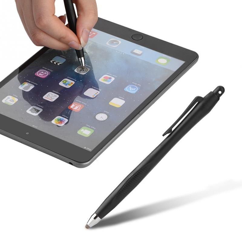 2Pcs Capacitive Pen Touch Screen Stylus Writing Drawing Pen for iPad for Haier/Huawei/ZTE/OPPR/Samsung Tablet Phones and so on.