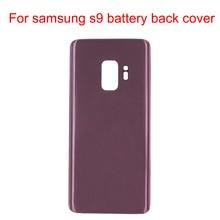JPFix для Samsung Galaxy S9 G960 S9 Plus G965 задняя батарея стеклянный чехол запасные части с клеевым клеем