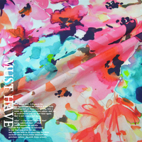 14 Mumi Hazy Super Beautiful Color Thin Silk Cotton Cloth Dress Shirt Spring And Summer