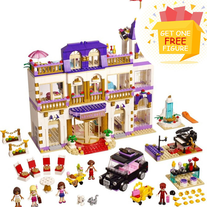 Bela Pogo Compatible Legoe Friends BL10547 Girls Building Blocks Bricks toys for children