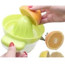Manual Citrus Juicer for Orange Lemon Fruit Squeezer Original Juice Child Healthy Life Potable Juicer Machine  Kitchen Tool portable manual lemon juicer orange citrus squeezer for fruit squeezer original juice 300ml home healthy life juicer