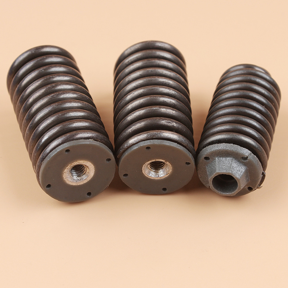 Anti-Vibration AV Mount Buffer Spring Set For HUSQVARNA 362 365 371 371XP 372 372XP Chainsaw 503 63 75-02 / 503 89 56-01