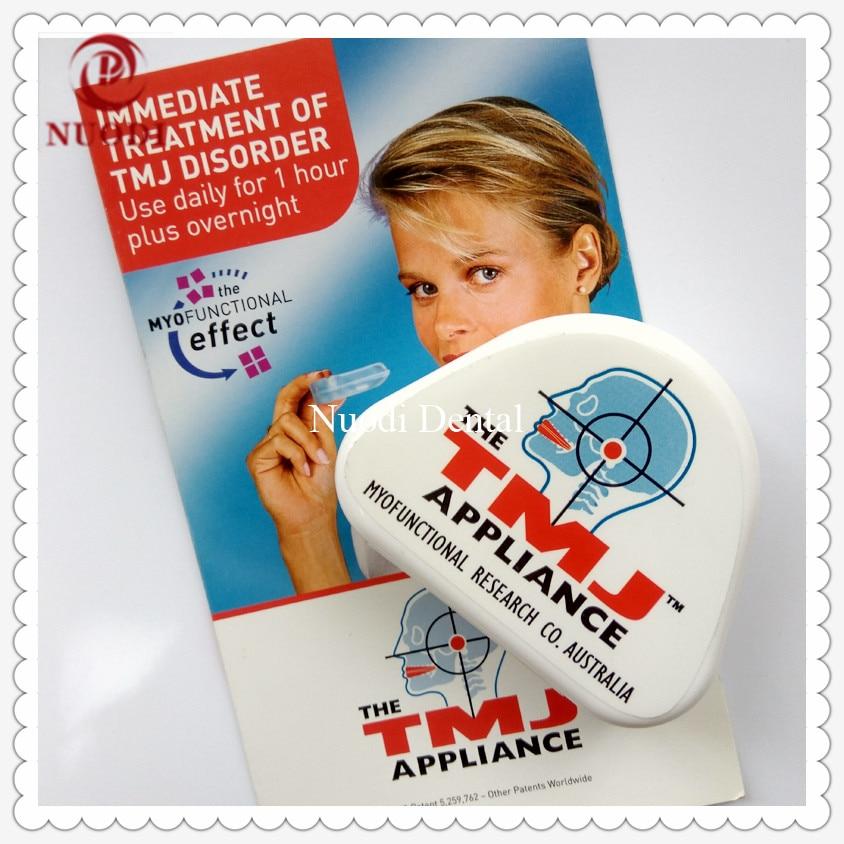 MRC Adult Dental Orthodontic Brace TMJ/MRC Dental Teeth TrainerTMJ Disorder/TMJ Intra-oral Orthodontic Trainer