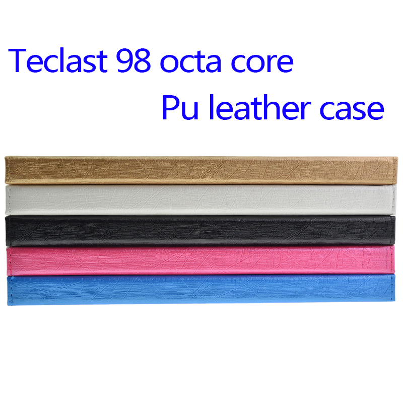 Hight Quality Leather Case cover For 10.1 inch Teclast 98 octa core  Tablet PC case high quality pu leather case cover for teclast p98 4g octa core for teclast x98 pro case 9 7inch tablet pc screen protector