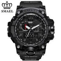 Yeni Üst Lüks G Stil Şok Dijital Saat Erkek Spor Askeri Saatler Elektronik Saat Erkek Su Geçirmez Saatler Su Geçirmez 50 M