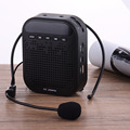 2016 mini Speaker portátil Amplificador de áudio Altifalante Com Wonderful Ferramenta Para Apoio Ao Ensino Tour Guide Vendas Megafone 15 W
