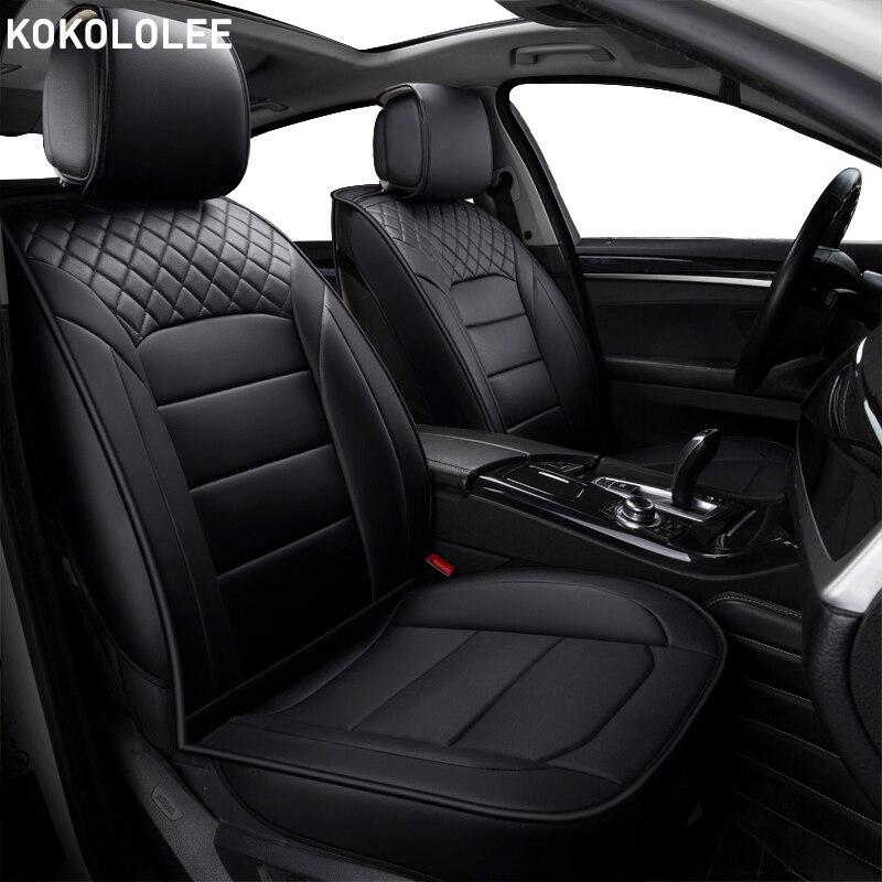 Siège de voiture couvre pour TOYOTA Corolla CHR RAV4 Yaris Avalon Avensis Reiz FORTUNER 4 RUNNER Land Cruiser Camry Pruis AURIS FJ Cruiser