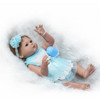 возрождаются детские бутылочки | Bebe NPK брендовые силиконовые куклы для новорожденных, 20 дюймов, куклы для новорожденных девочек, бутылочка с соской, детские игрушки, куклы