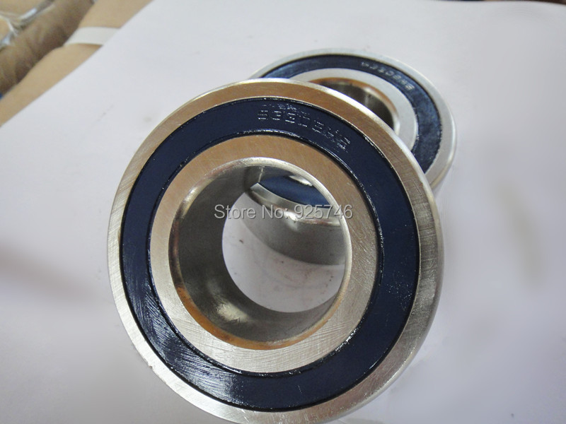 s5208 2RS s5208RS s5208-2RS Stainless Steel  double row angular contact ball bearings s3208 2RS 40X80X30.2mm stainless steel angular contact ball bearing 7208 s7208 40x80x18