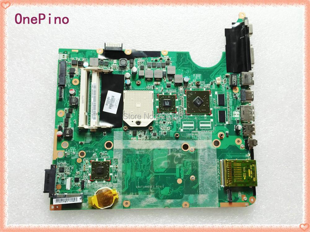574681-001 for HP Pavilion DV7 DV7-3000 NOTEBOOK DAUT1AMB6E1 / DAUT1AMB6E0 laptop motherboard M92 chipset, 512MB DDR2 цена