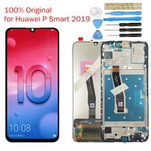 Oryginalny dla Huawei P inteligentny 2019 wyświetlacz LCD ekran dotykowy digitizer montaż P inteligentny 2019 wyświetlacz LCD dotykowe 10 części do naprawy tanie tanio Pojemnościowy ekran Nowy 2160*1080 3 for Huawei P Smart 2019 Original LCD IPS LCD capacitive touchscreen 16M colors