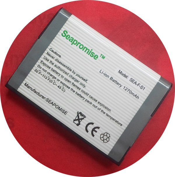 Free shipping wholesale 5pcs lot mobile phone battery SEA F-S1 FS1 F S1 for Torch 2 9810, Torch Slider 9800