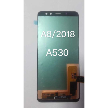 For SAMSUNG GALAXY A8 2018 A530 A530F A530F/DS A530K LCD Display with Touch Screen Digitizer Assembly free shipping