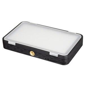 Image 5 - Godox LEDM150 5600 كيلو موبايل led فيديو ضوء مشرق لوحة مع بطارية مدمجة قابلة للشحن بطارية (usb السلطة تهمة)