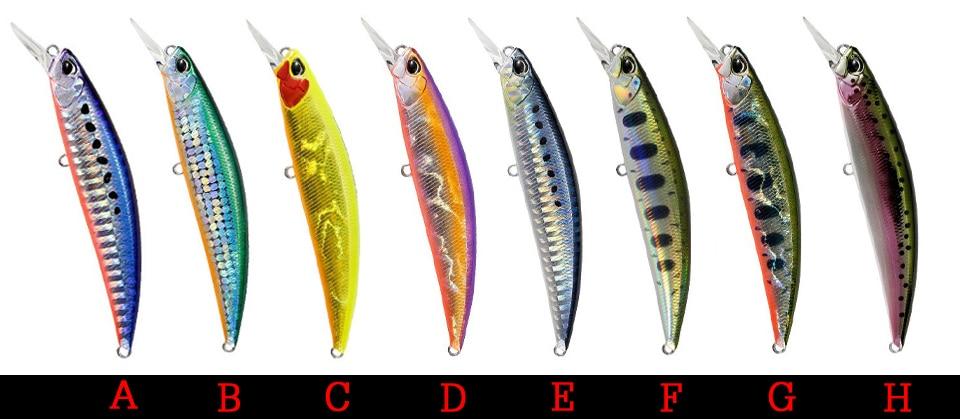Hard Fishing Lure Crank Bait 6