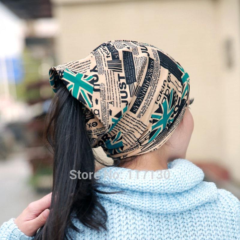 LOVINGSHA Новая Мода Унисекс Шапки Skullies - Аксессуары для одежды - Фотография 5
